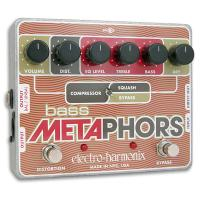 Photo ELECTRO HARMONIX BASS METAPHORS
