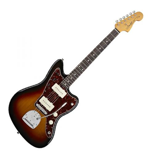 FENDER CLASSIC PLAYER JAZZMASTER SPECIAL 3-COLOR SUNBURST ROSEWOOD