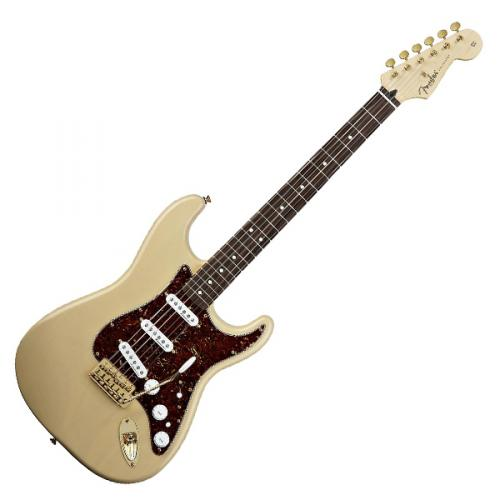 FENDER DELUXE PLAYER STRATOCASTER HONEY BLONDE ROSEWOOD