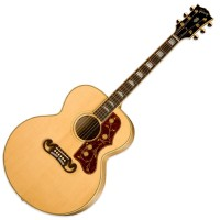 Photo GIBSON J-200 STANDARD ANTIQUE NATURAL