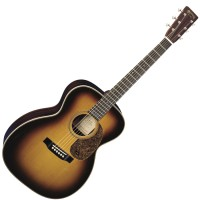 Photo MARTIN 00028ECSU ERIC CLAPTON SUNBURST