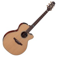 Photo TAKAMINE TSF40C ELECTRO CUTAWAY NATURAL GLOSS