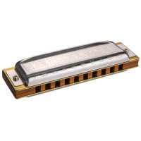 Photo HOHNER MS BLUES HARP 532/20 E