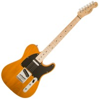Photo SQUIER AFFINITY TELECASTER BUTTERSCOTCH BLONDE MAPLE
