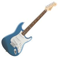 Photo FENDER STANDARD STRATOCASTER LAKE PLACID BLUE ROSEWOOD