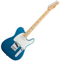 Photo FENDER STANDARD TELECASTER LAKE PLACID BLUE MAPLE