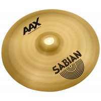 Photo SABIAN AAX DARK CRASH 18""