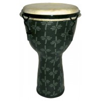 Photo TANGA DJEMBE FIBRE ACCORDABLE NAT 14""