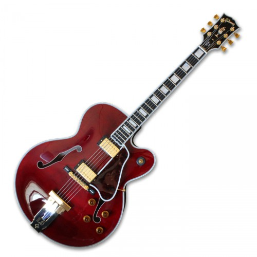 GIBSON L5 CES WINE RED